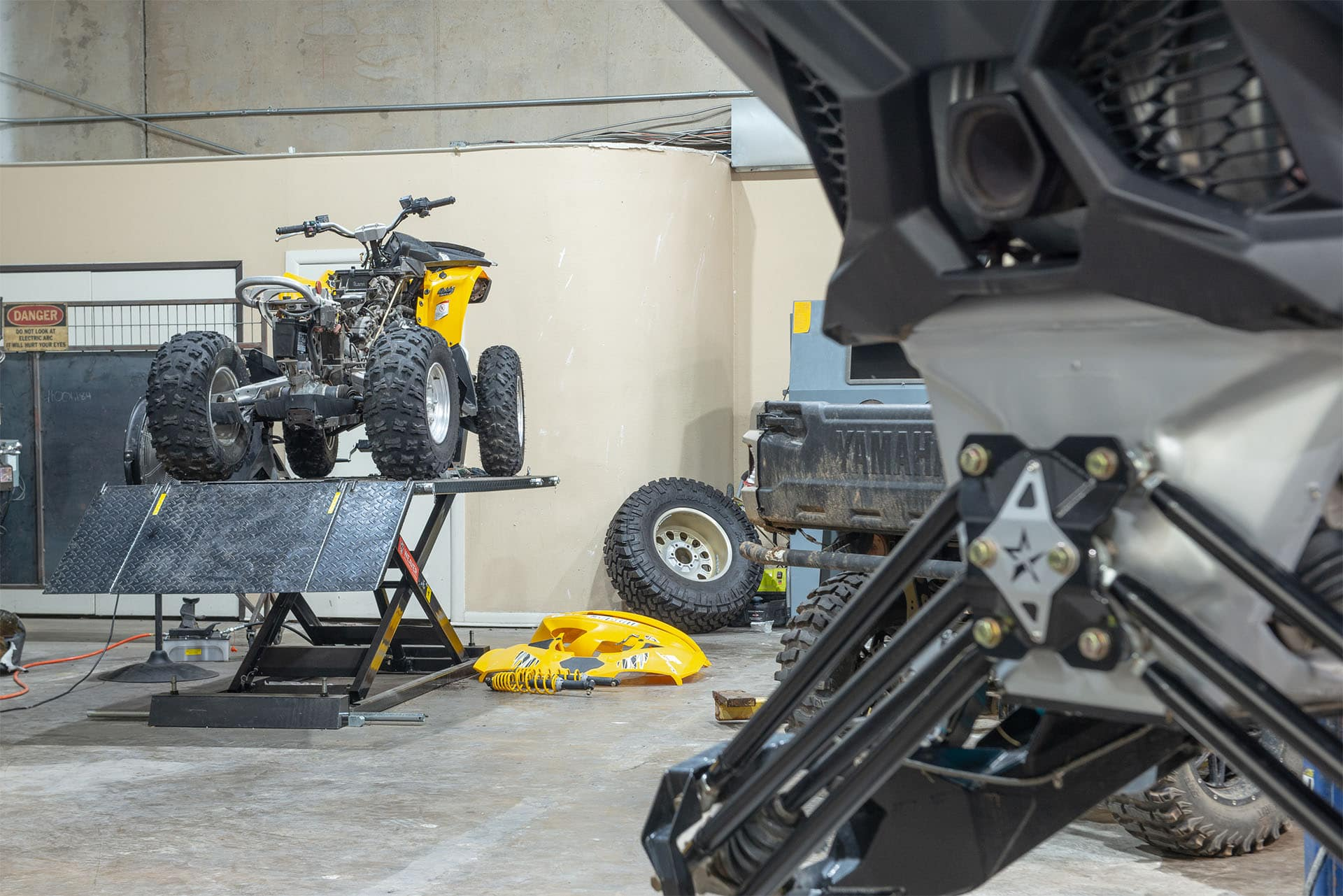 Starwood Motors Powersports Repair