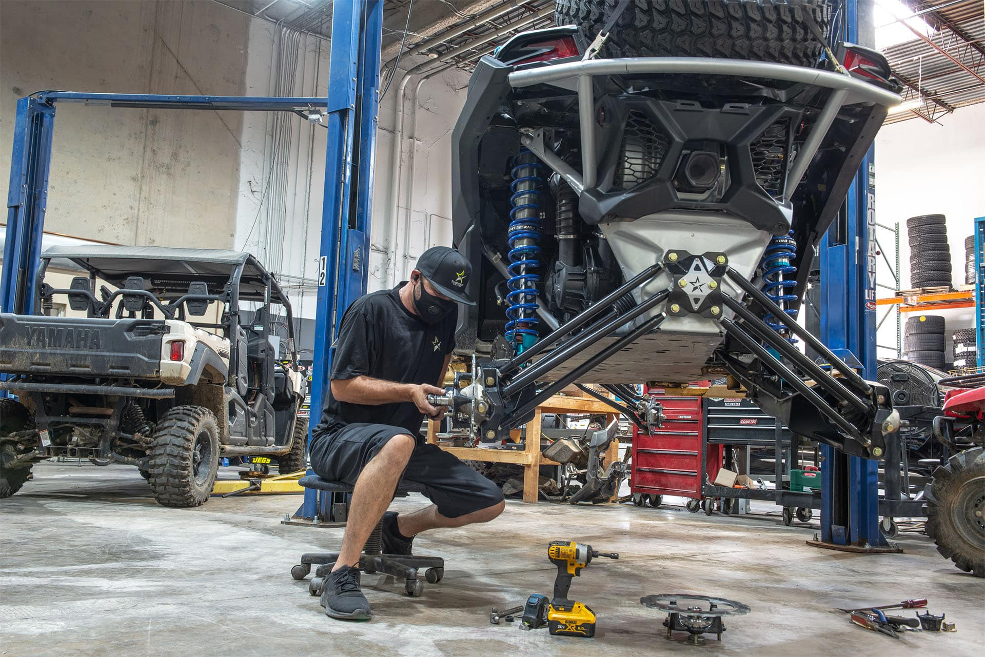 Starwood Motors UTV Repair Technician