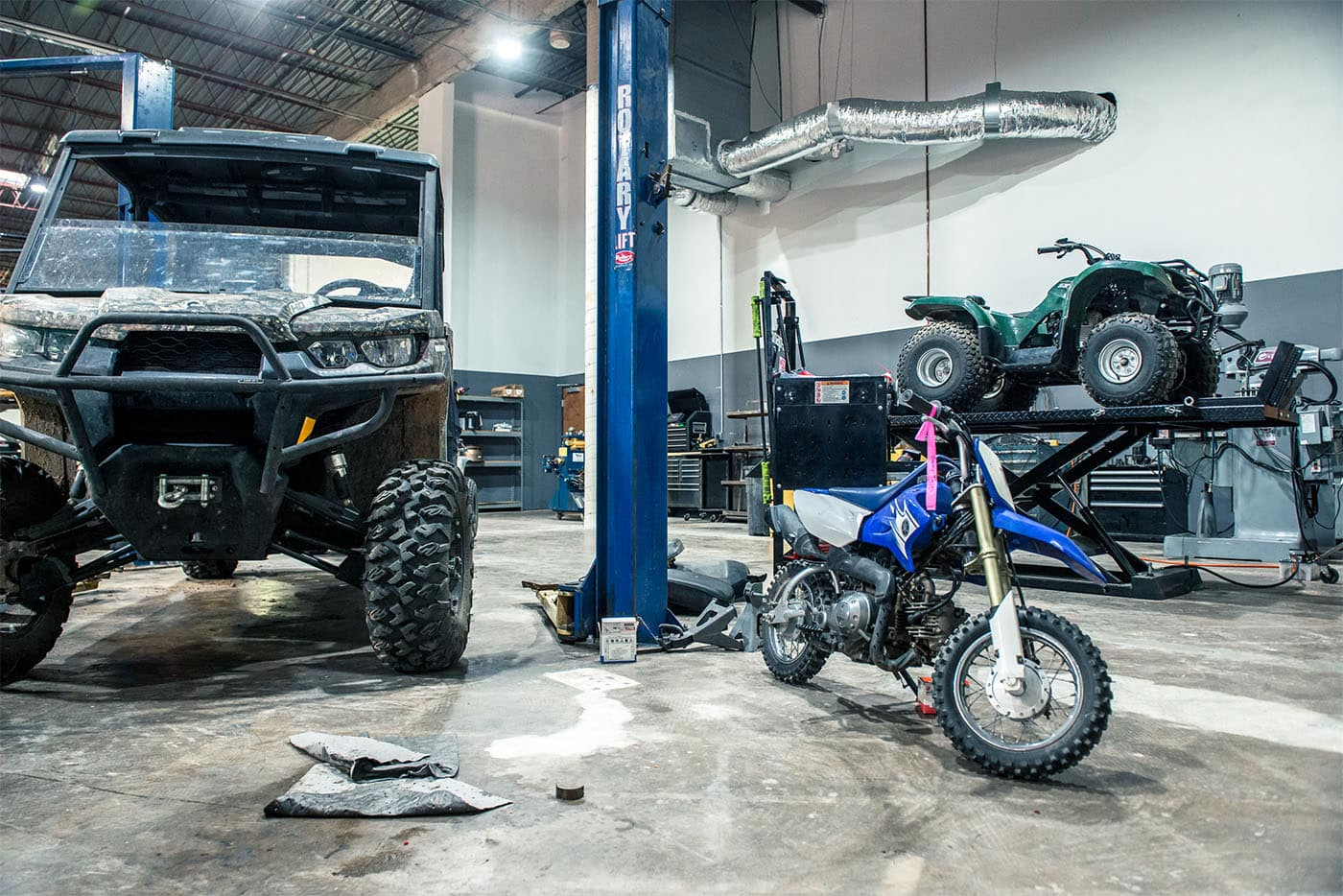 ATV Repair Dallas