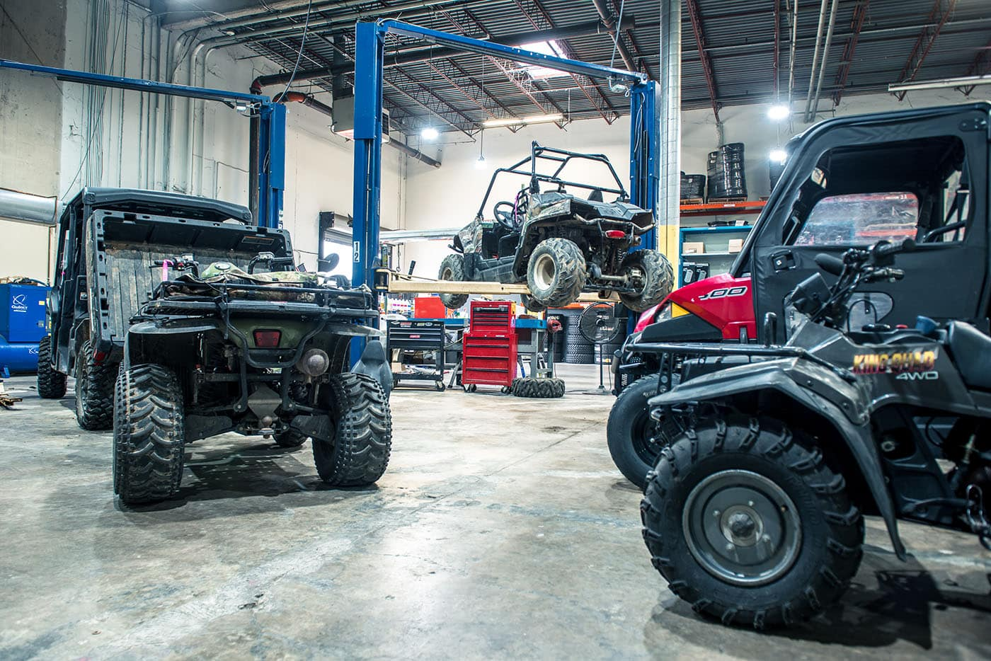 UTV Service Shop Dallas