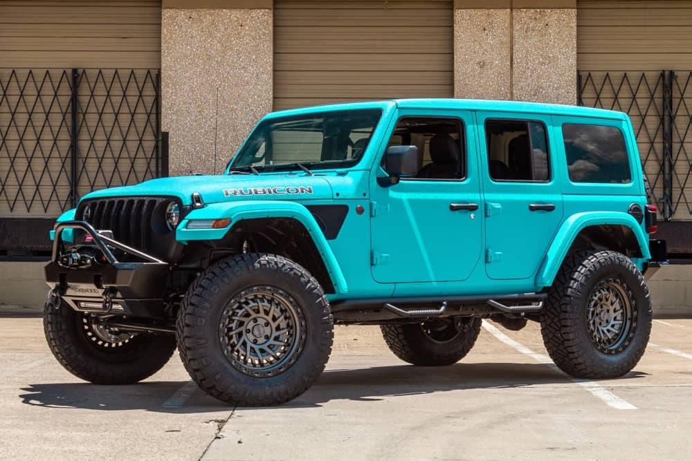 Lambo Blue Glauco Jeep