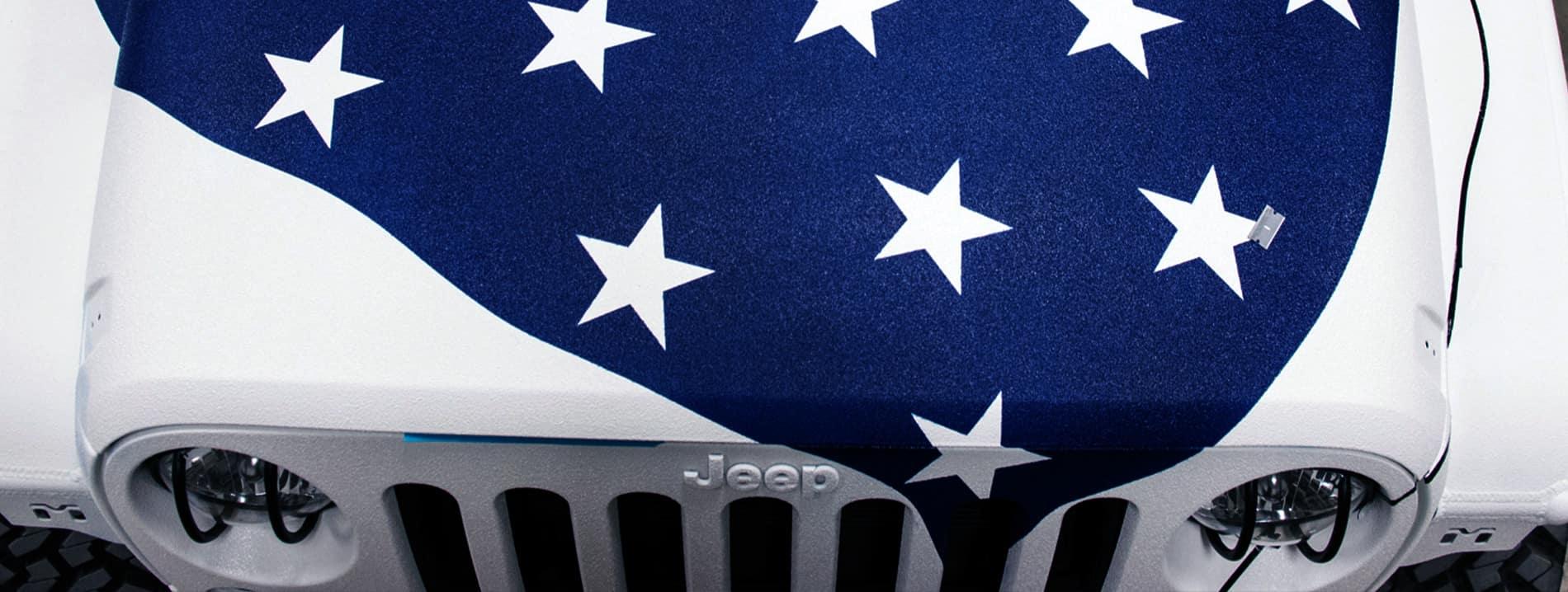Starwood Jeep Paint