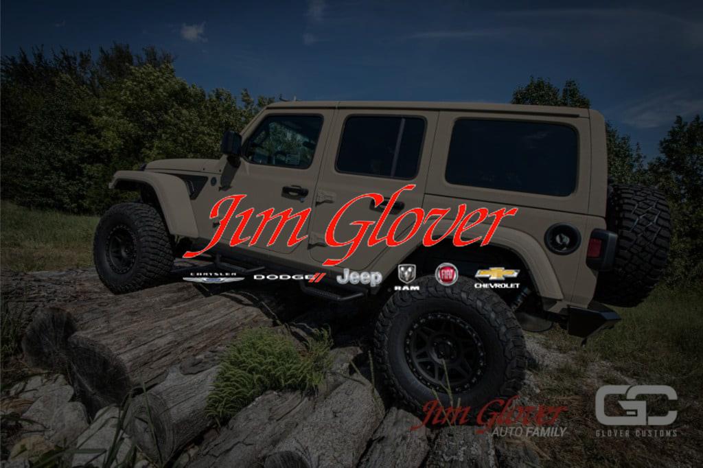 JIM GLOVER