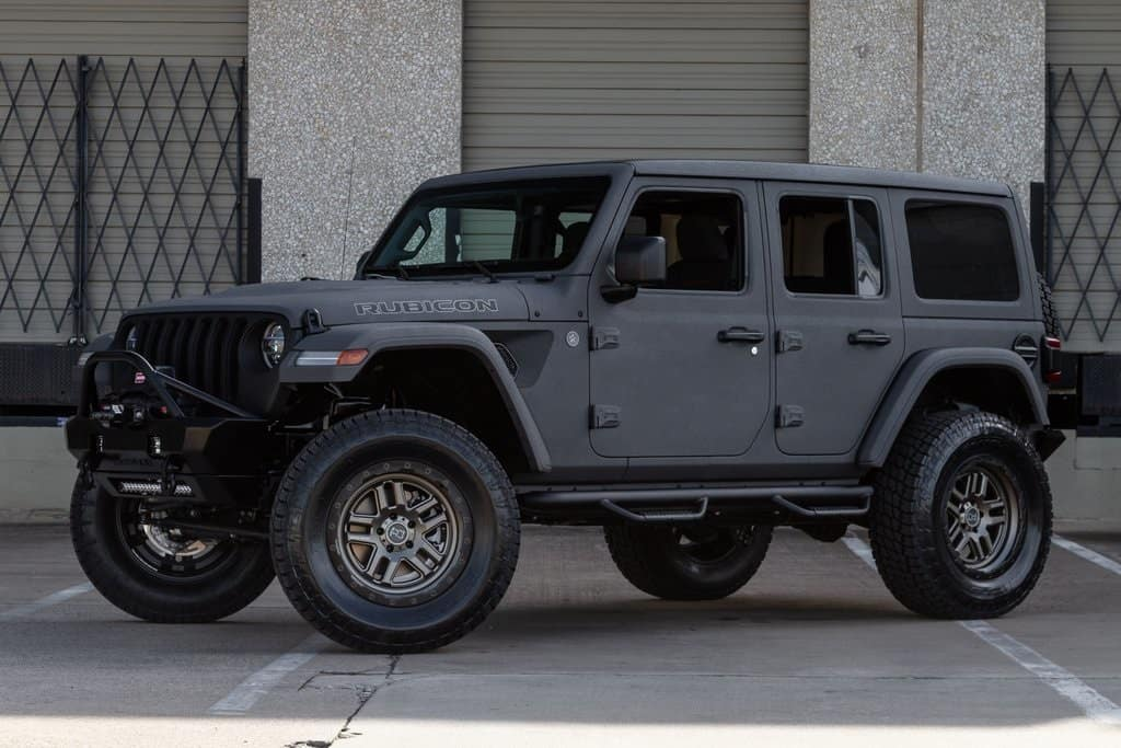 2020 Jeep Wrangler Unlimited Rubicon 4WD Starwood Motors