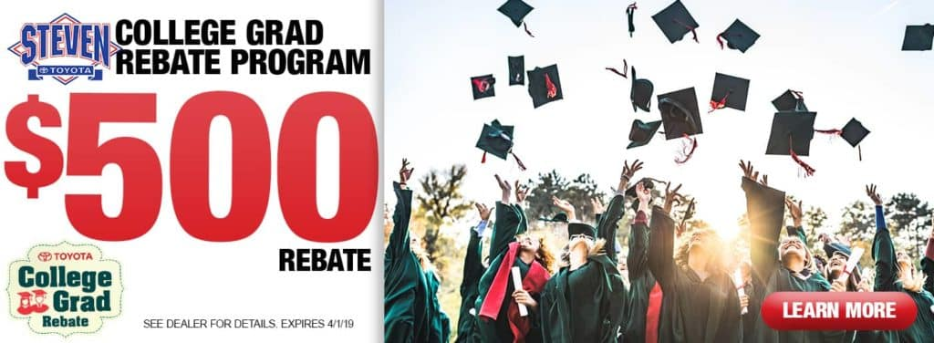 College Grad Rebate Program