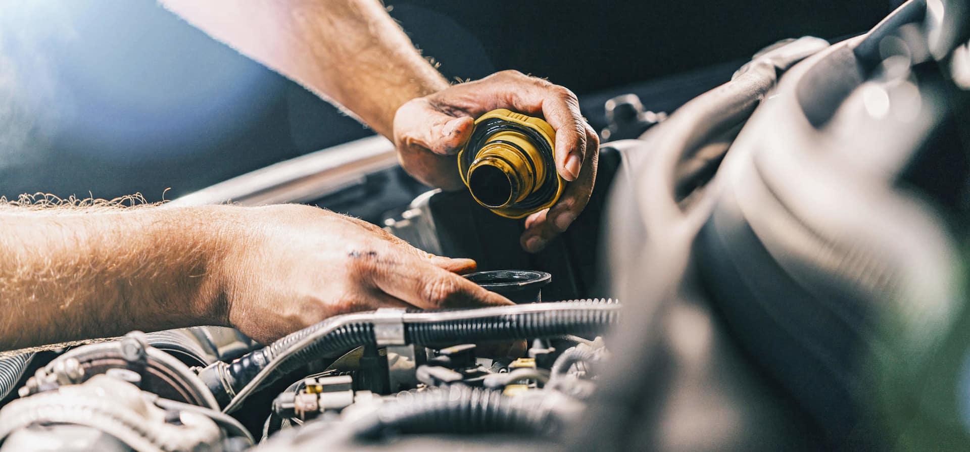 Car Repair in Rockingham County