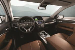 Acura MDX Interior Review