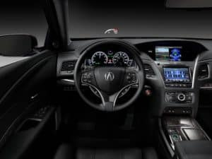 Acura RLX Research
