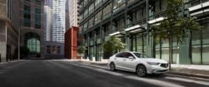 Acura RLX Research