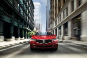 2019 Acura RLX  Performance Features