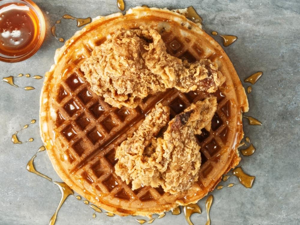 Chicken & Waffles near Jenkintown PA