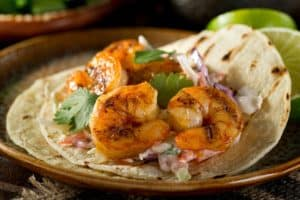 Shrimp Tacos near Jenkintown, PA