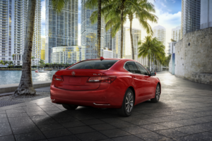 Acura TLX MPG