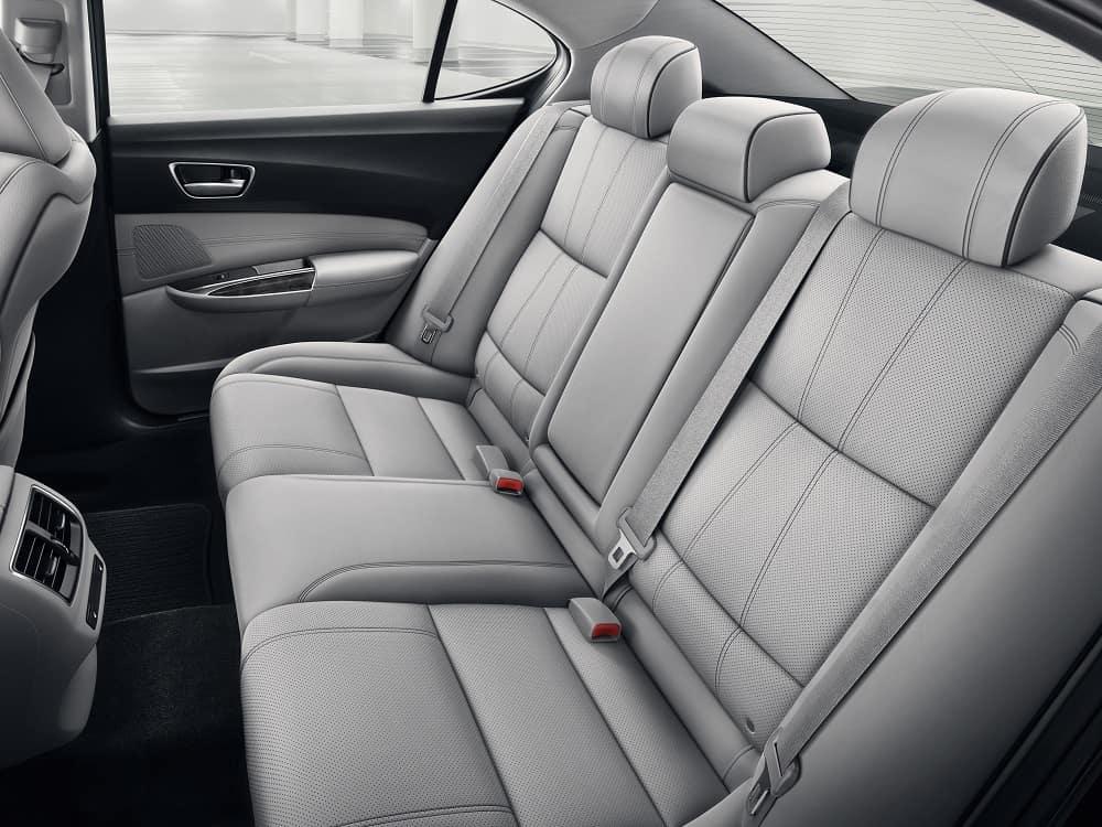 Acura TLX Interior Graystone