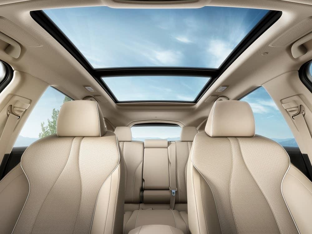 Acura RDX Cabin
