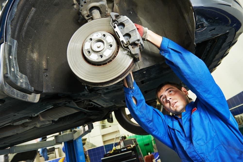 Brake Repair Mechanic
