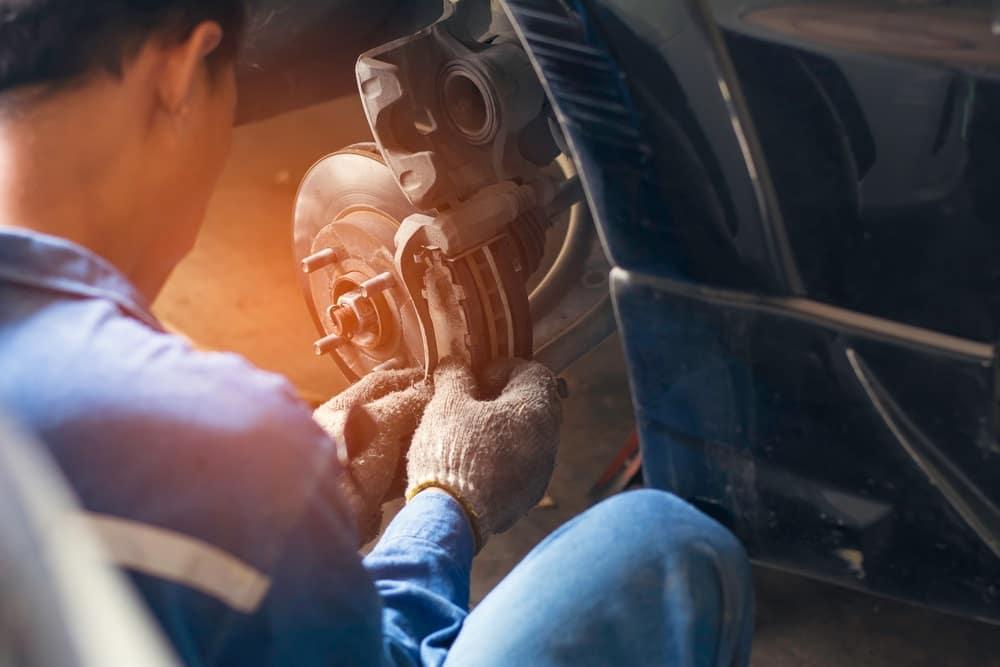 Brake Change Mechanic