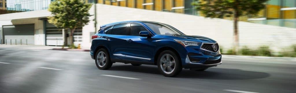 Acura RDX vs Lexus NX