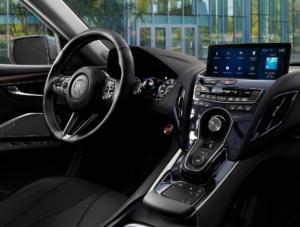 Acura RDX vs BMW X3