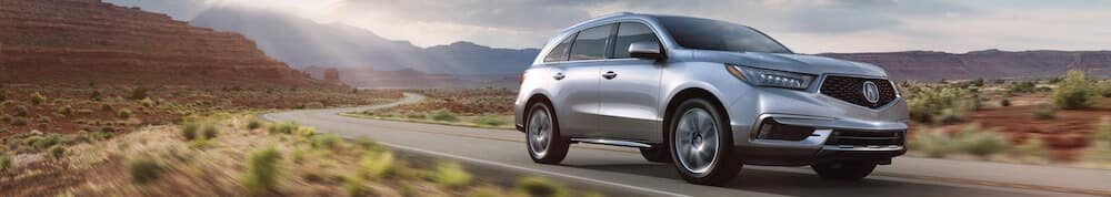 Financing Acura MDX at Sussman Acura