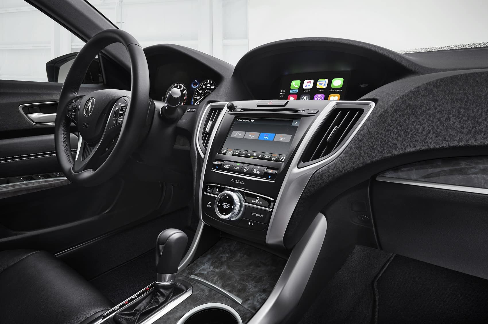 Acura TLX Interior Review
