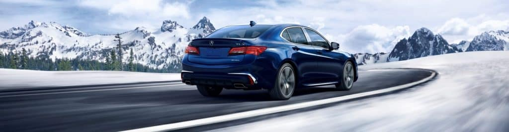 2020 Acura TLX Configurations