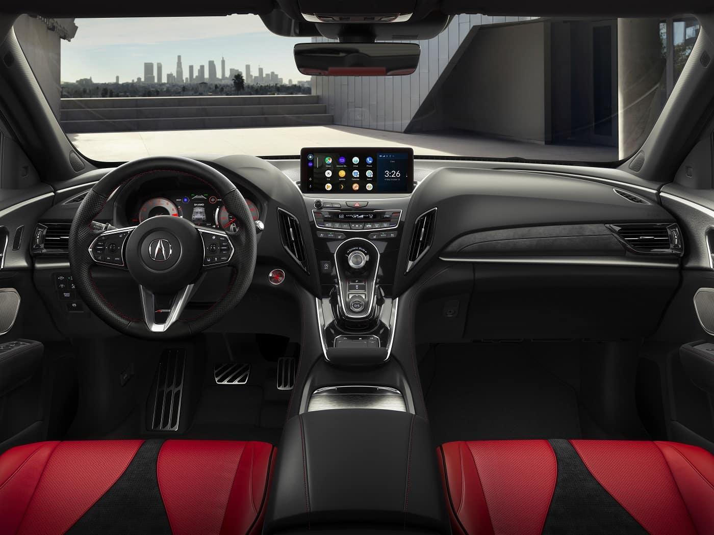 Acura RDX A-Spec Interior