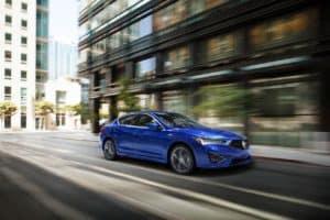 Acura ILX vs Honda Civic