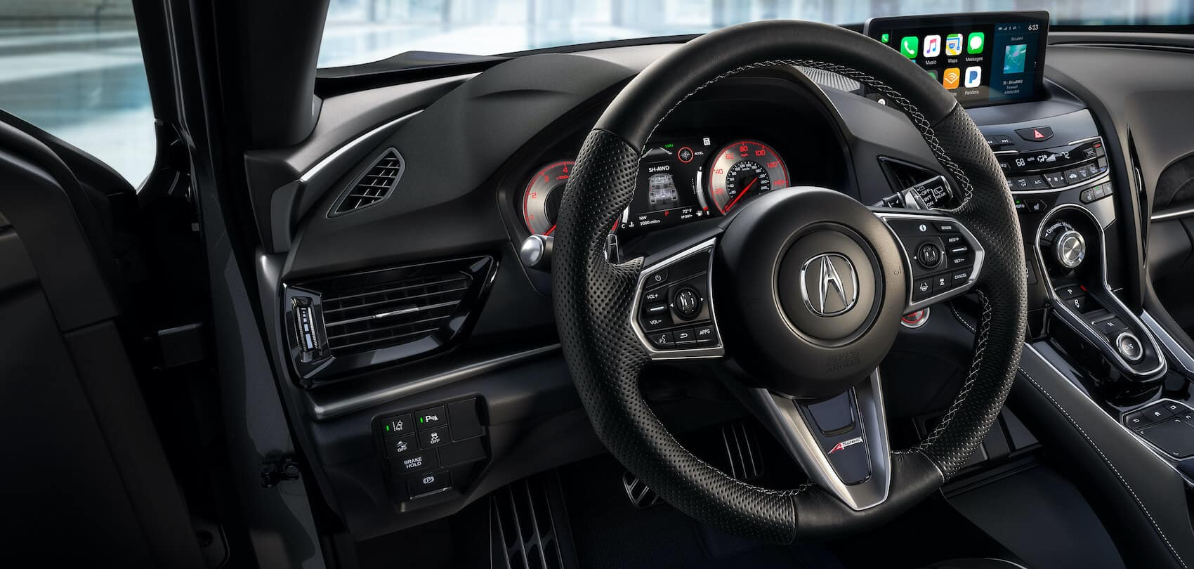 Additional Dashboard Lights in Your RDX