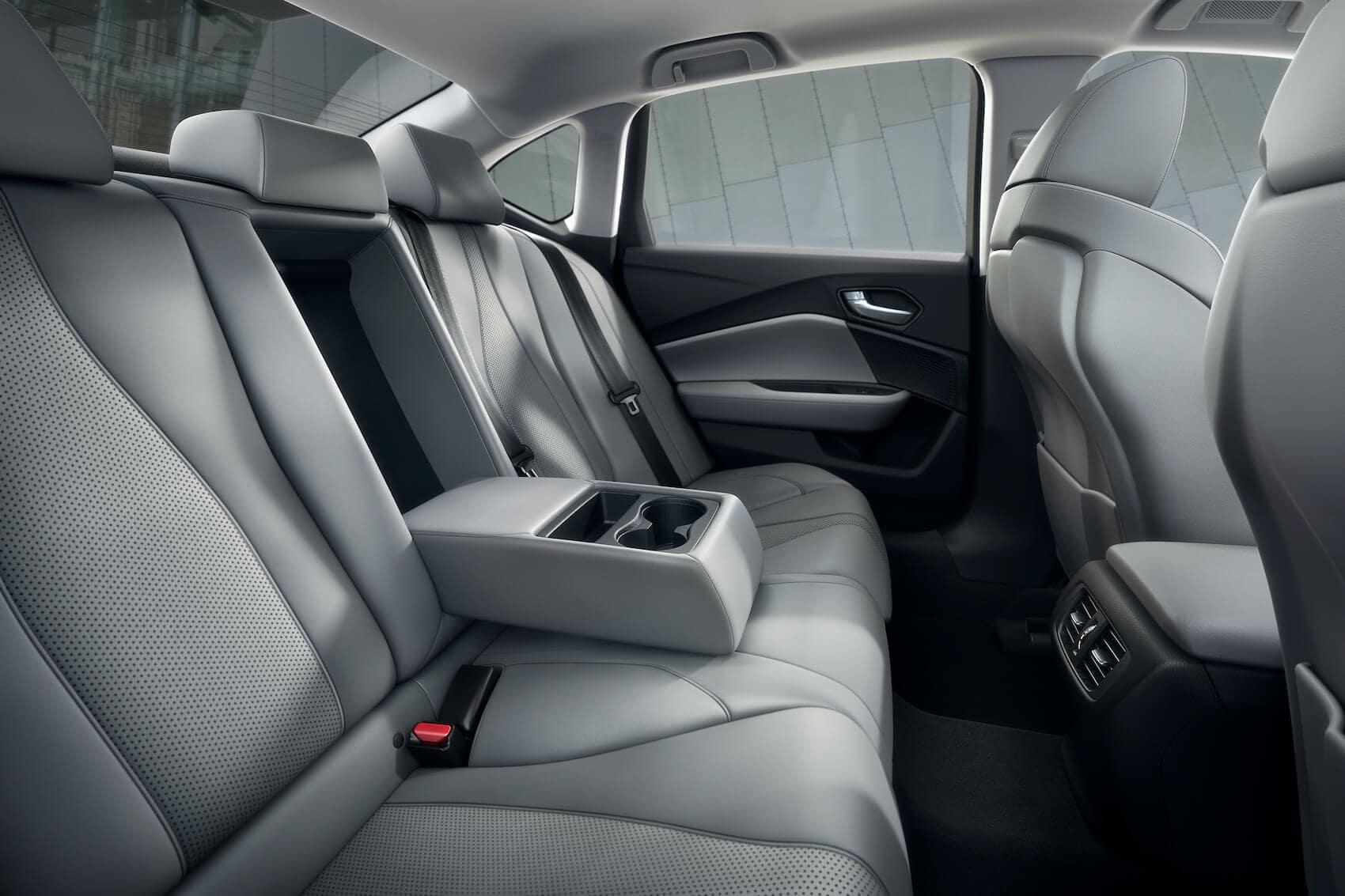 Acura TLX Interior Seating