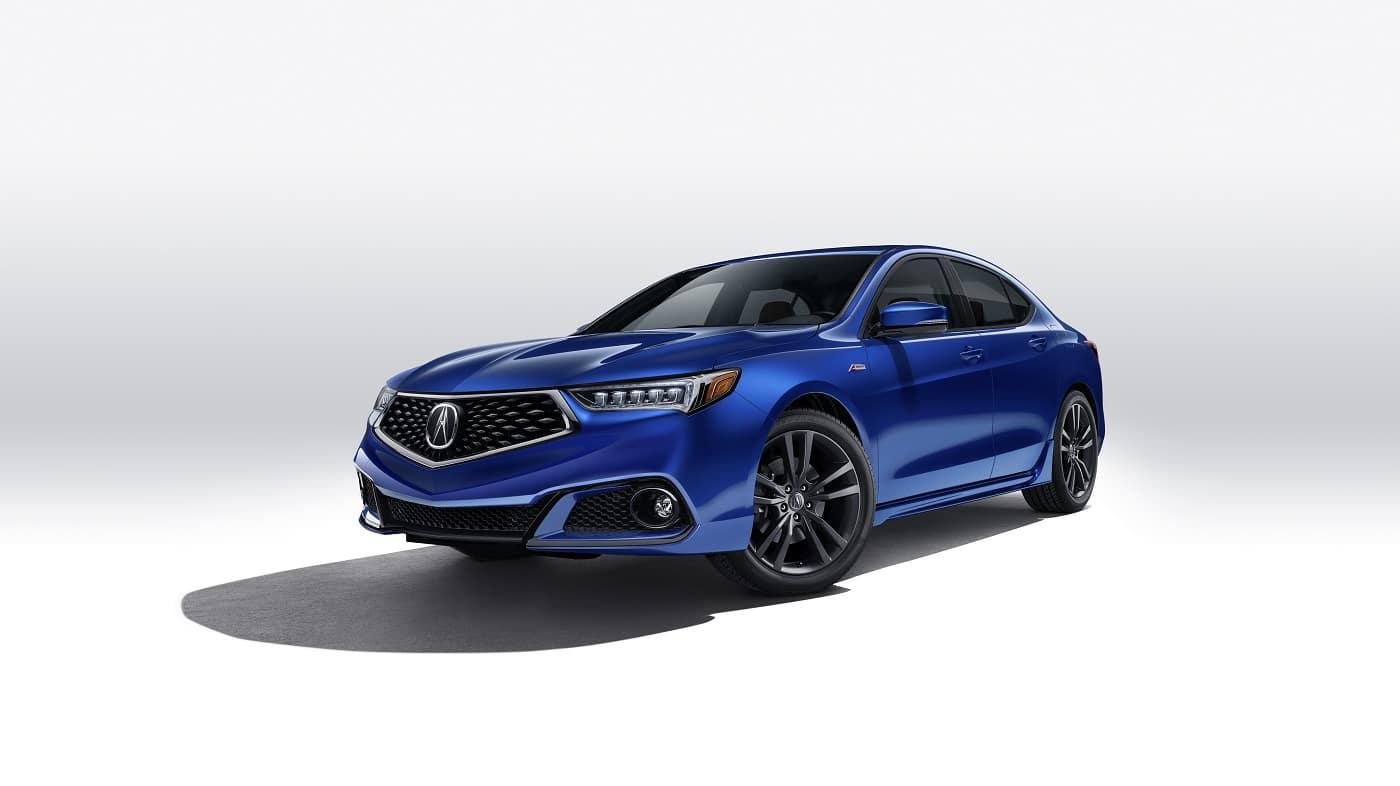 Acura Sedan Research