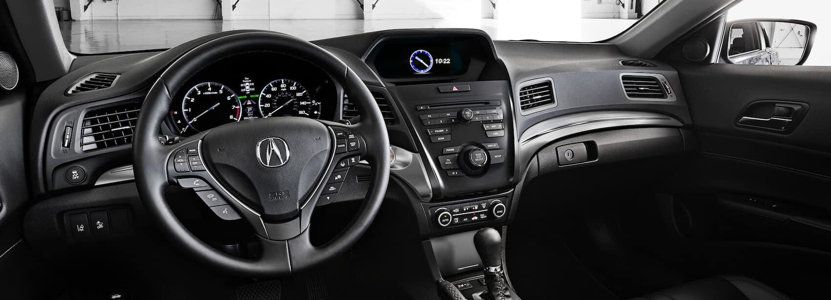 Acura ILX interior technologies