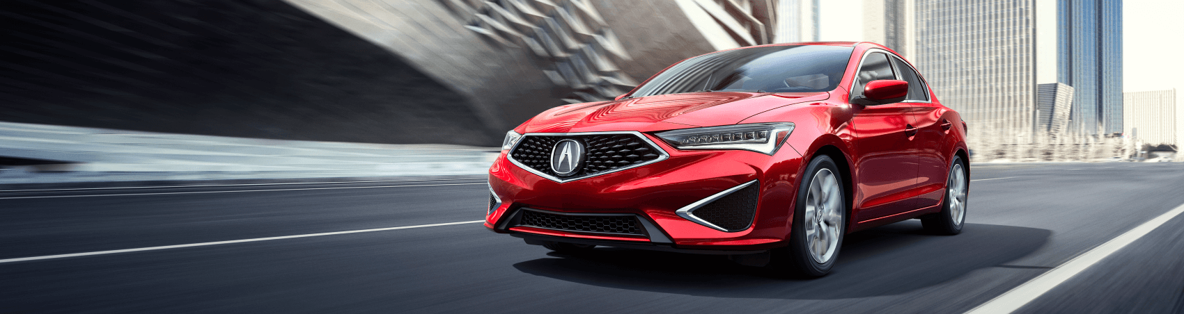 2021 Acura ILX Red City Highway Sussman Acura
