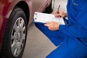 Vehicle Damage Inspection