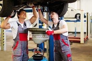 Oil Mechanics