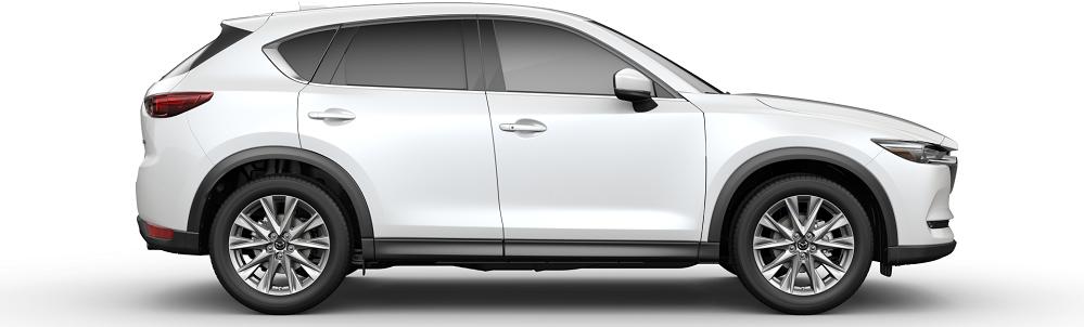 Mazda CX-5 GT Snowflake White Pearl