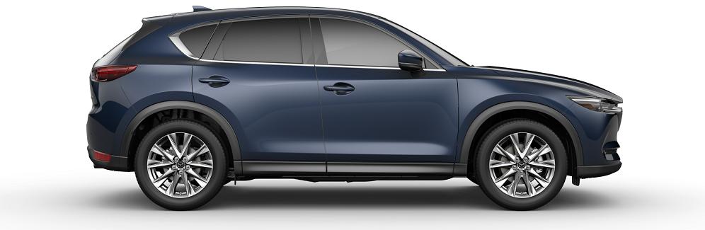 Mazda CX-5 Sig Deep Crystal Blue