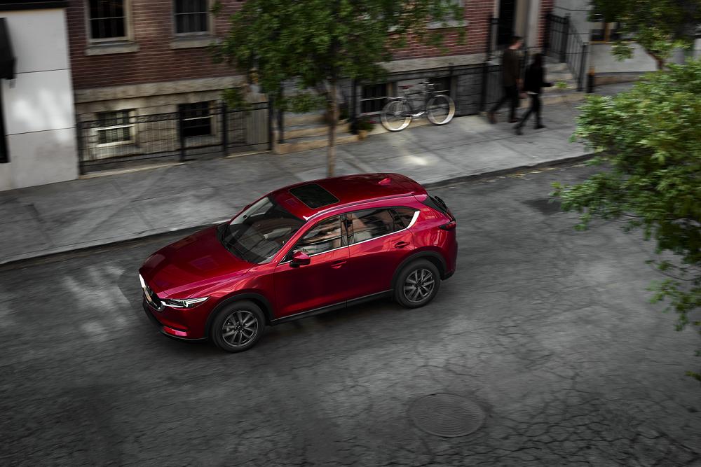 Mazda CX-5 Performance