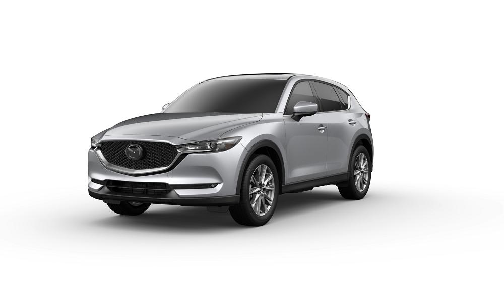 2019 Mazda CX-5 Sonic Silve