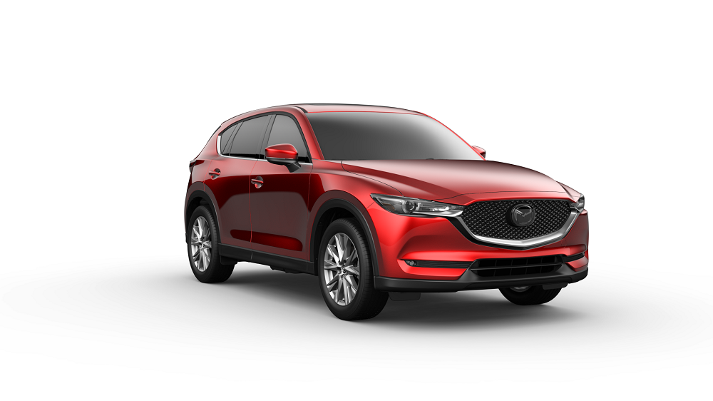 2019 Mazda CX-5 Crystal Soul Red
