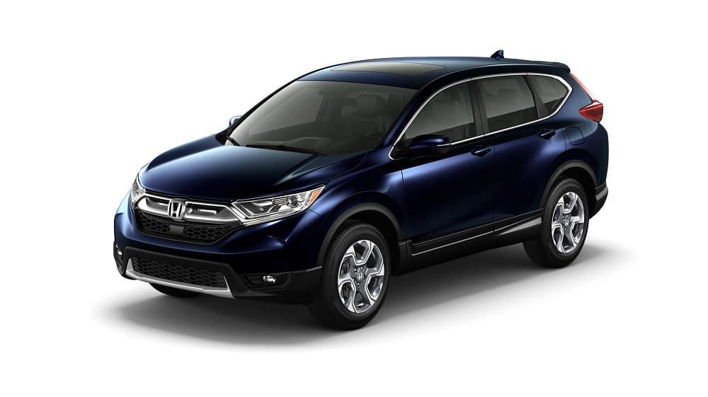Honda CR-V Obsidian Blue