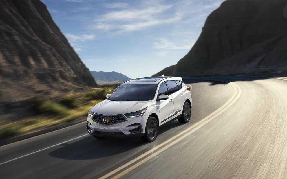 Acura RDX Performance