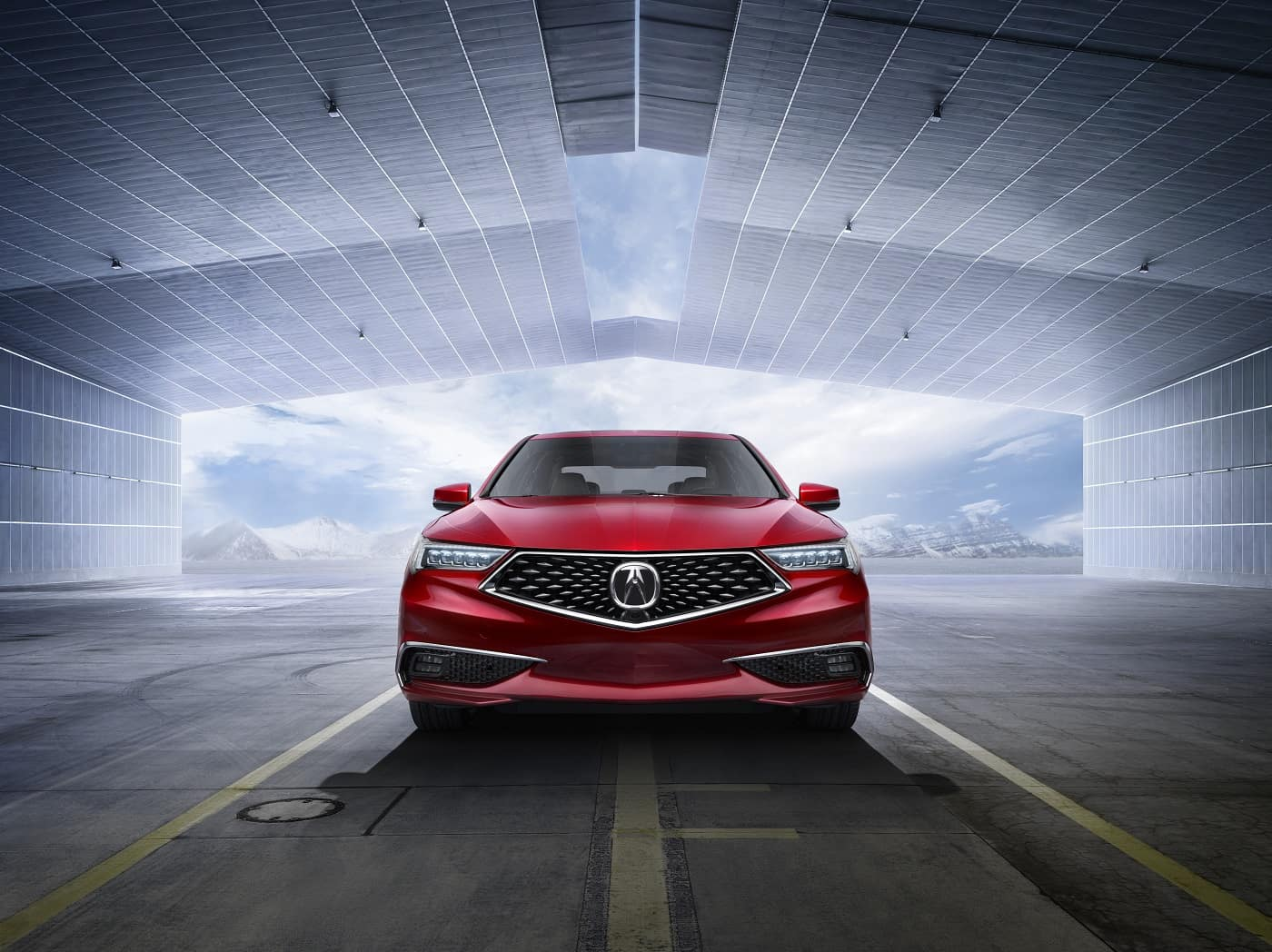 Acura TLX Style