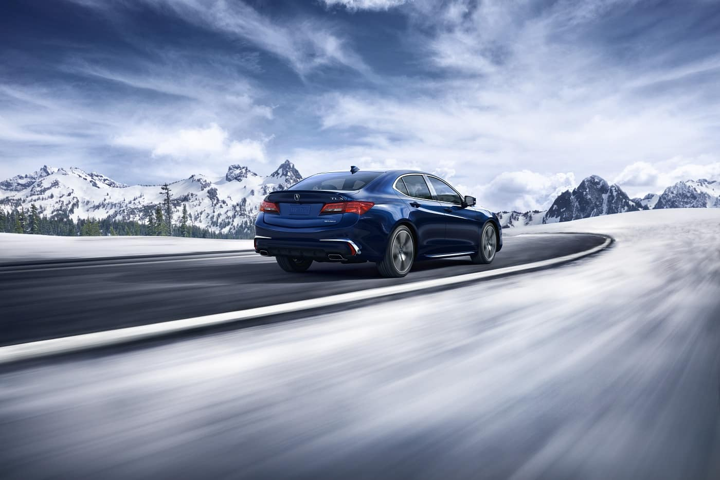 Acura TLX Performance