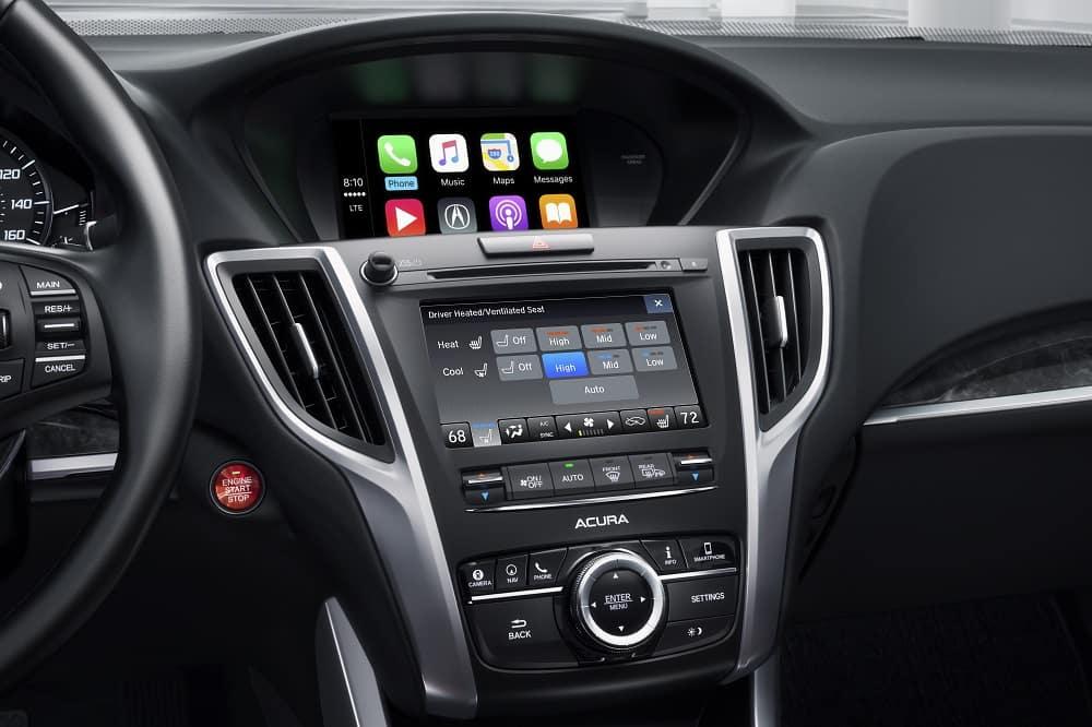 Acura TLX Technology
