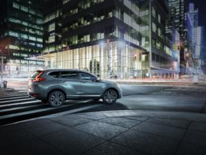 2020 Honda CRV Mpg