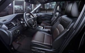 Honda Pilot Interior Philadelphia PA