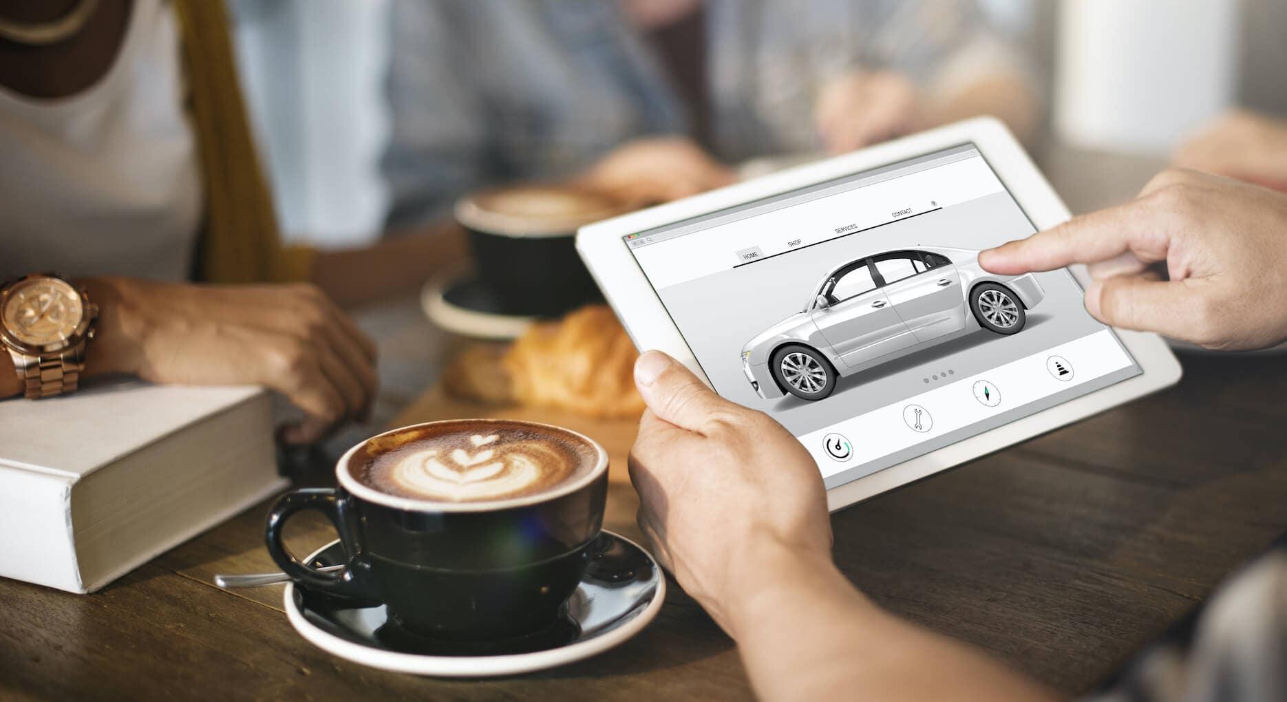 Car Shopping Made Easier