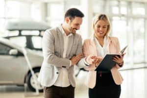 A Simple and Relaxed Car-Buying Experience