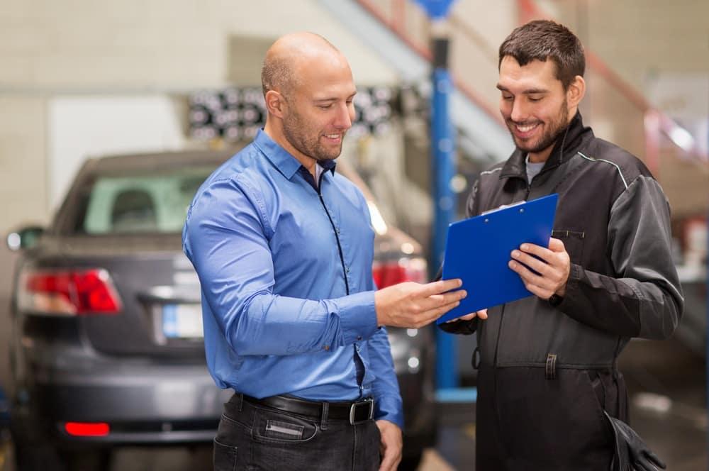 Create a Used Car Maintenance Checklist